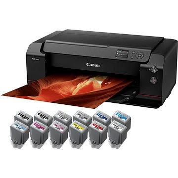Canon imagePROGRAF PRO-1000 A2 + druhá sada cartridgí (0608C009)