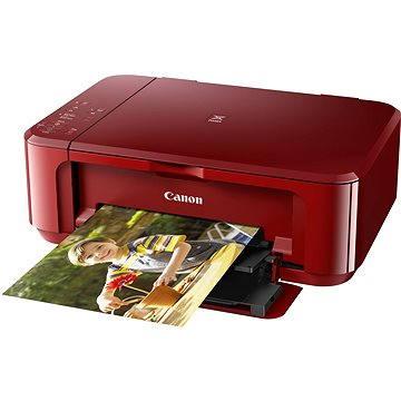 Canon PIXMA MG3650 červená (0515C046)