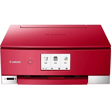 Canon PIXMA TS8252 červená (2987C046AA)