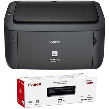 Canon i-SENSYS LBP6030B + toner Canon CRG-725 černý (8468B006+3484B002)