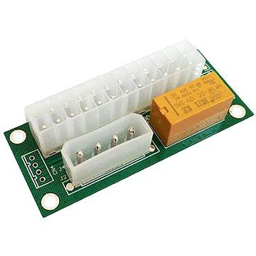 ANPIX adaptér pro ovládání druhého PC zdroje přes MOLEX (AG-ADD2PSUD)