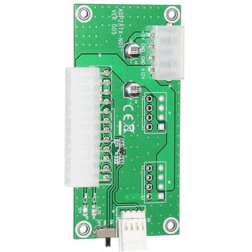 ANPIX adaptér pro ovládání dalších PC zdrojů přes SATA (AG-ADP2ATX)
