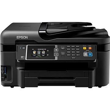 Epson WorkForce Pro WF-3620DWF (C11CD19302) + ZDARMA Cartridge Epson C13T27014012 černá 27