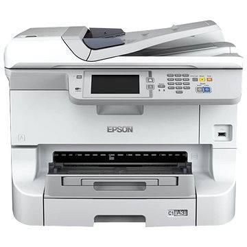 Epson WorkForce Pro WF-8590DWF (C11CD45301) + ZDARMA Cartridge Epson T9071 XXL černá