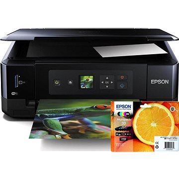 Epson Expression Premium XP-530 + Epson T33 Multipack (C11CE81402CET33)
