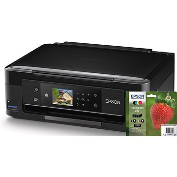Epson Expression Home XP-342 + Epson T29 multipack (C11CF31403T29)