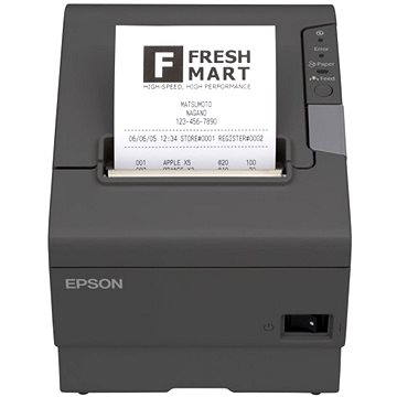 Epson TM-T88V tmavě šedá (C31CA85321B0)