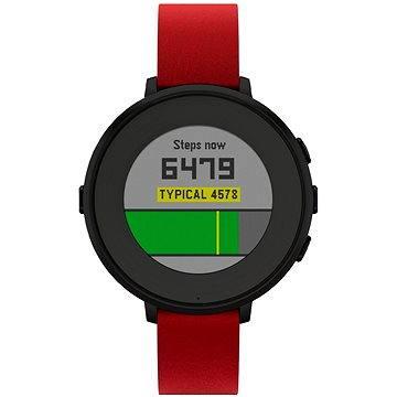 Pebble Time Round černo-červená (PEBBLETIMERO14BLRD)