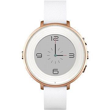 Chytré hodinky Pebble Time Round zlaté (PEBBLETIMERO14ROG)