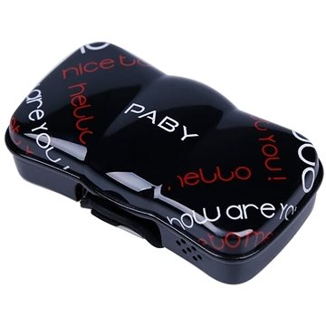 Paby GPS Tracker Black sign (P11855)