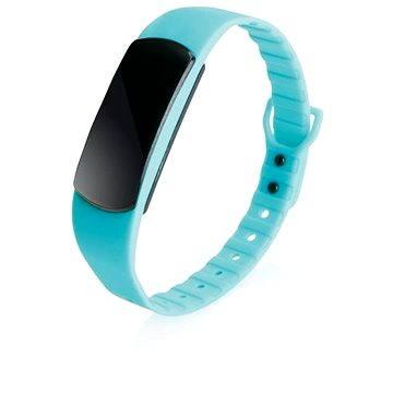 Fitness náramek XD Design Loooqs Be Fit světle modrý (P330.105)