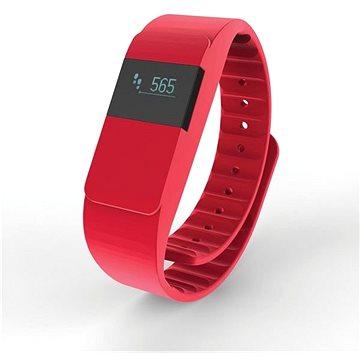 Fitness náramek XD Design Loooqs Keep fit červená (P330.754) + ZDARMA Digitální předplatné Běhej.com časopisy - Aktuální vydání od ALZY