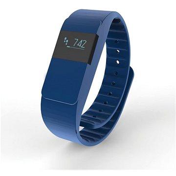 Fitness náramek XD Design Loooqs Keep fit tmavě modrá (P330.755) + ZDARMA Digitální předplatné Běhej.com časopisy - Aktuální vydání od ALZY
