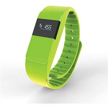 Fitness náramek XD Design Loooqs Keep fit zelená (P330.757) + ZDARMA Digitální předplatné Běhej.com časopisy - Aktuální vydání od ALZY