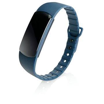 Fitness náramek XD Design Loooqs Be Fit tmavě modrý (P330.100)