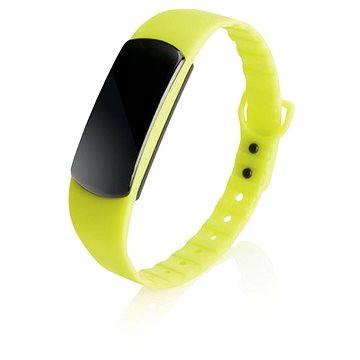 Fitness náramek XD Design Loooqs Be Fit zelený (P330.107)