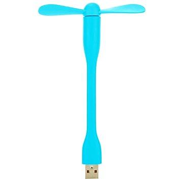 XD Design Loooqs USB větráček modrý (P301.855)