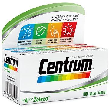 CENTRUM A-Z 100tbl. (9120036090262)