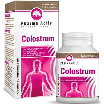 Colostrum 60 kapslí (1532929)