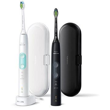 Philips Sonicare ProtectiveClean Gum Health Black and White HX6857/35 (HX6857/35)