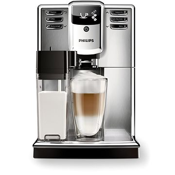 Philips Series 5000 EP5365/10 s karafou na mléko (EP5365/10)