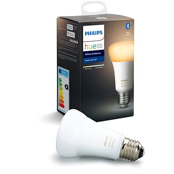 Philips Hue White Ambiance 8.5W E27 (929002216901)