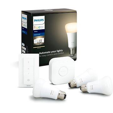 Philips Hue White 9W E27 starter kit (929001821604)