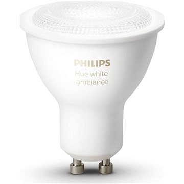 Philips Hue White Ambiance 5.5W GU10 (929001953301)