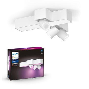 Philips Hue White and Color Ambiance Centris 3L Cross Ceiling Bílá 50608/31/P7 (915005928601)