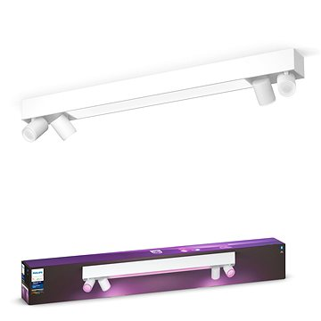 Philips Hue White and Color Ambiance Centris 4L Ceiling Bílá 50607/31/P7 (915005928801)