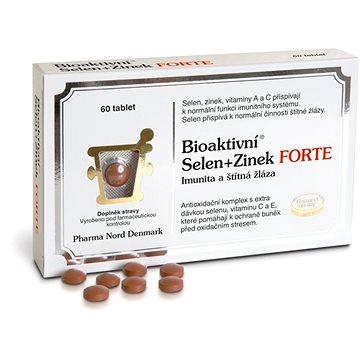 Bioaktivní Selen+Zinek FORTE 60 tbl. (2668862)