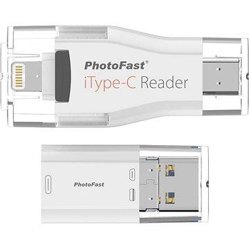 Photofast iType-C Reader + 16GB Flash Disc (ITCREADER16GB)