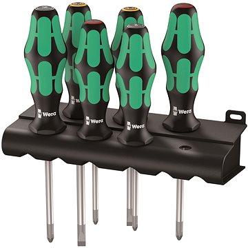 WERA 335/350/355/6 Lasertip Rack, sada 6 ks (WERA105622)