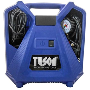 TUSON Bezolejový kompresor 1.1kW (130045)