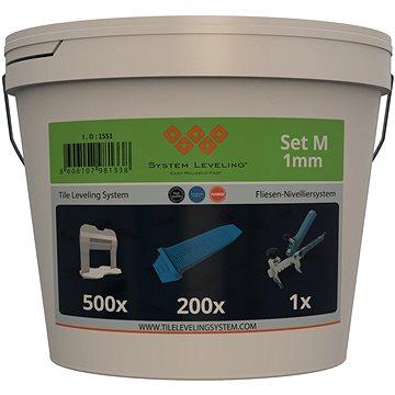 System Leveling Aplikační SET 500/200/1 (SL5601)