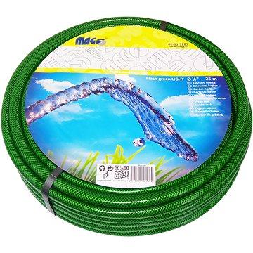 """MAGG Zahradní hadice černo-zelená LIGHT 1/2"""" - 50m (02-01-1250)"""