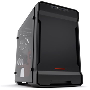 Phanteks Enthoo Evolv ITX Tempered černo-červená (PH-ES215PTG_SRD)