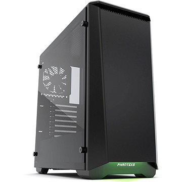 Phanteks Eclipse P400S Tempered černá (PH-EC416PSTG_BK)