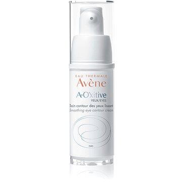 AVENE A-Oxitive Oční vyhlazující krém 15 ml - první vrásky 25+ (3282770208214)