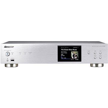 Pioneer N-50A-S stříbrný + ZDARMA Sluchátka Pioneer SE-MJ503 černá