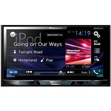 Pioneer AVH-X5800DAB + ZDARMA Čistící sada MONSTER West Coast Customs