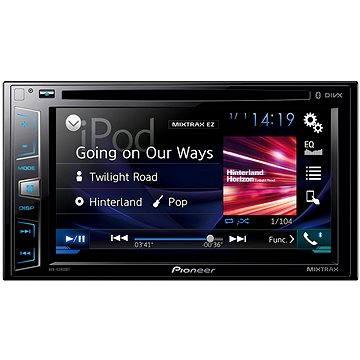 Pioneer AVH-X2800BT + ZDARMA Audiokniha MP3 Mix mluveného slova Sluchátka Pioneer SE-MJ503 černá