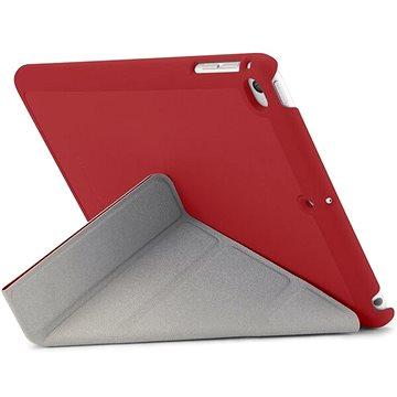Pipetto Origami pro Apple iPad Mini 5 (2019) - červené