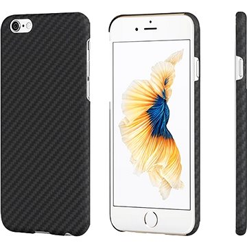 Pitaka Aramid case Black/Grey iPhone 6/6s (KI6001)