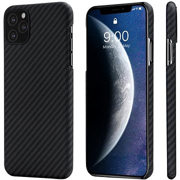 Pitaka Aramid Case Black/Grey iPhone 11 Pro Max (KI1101M)