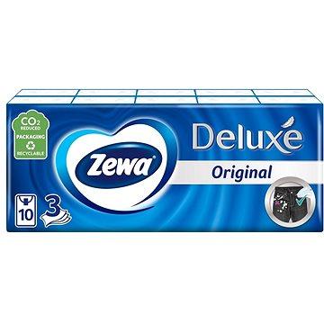Papírové kapesníky ZEWA Deluxe Standard (10x10 ks) (9011111516145)