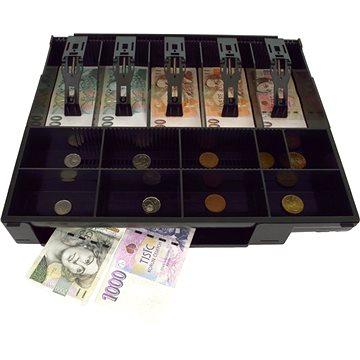 Virtuos plastový pořadač na peníze pro C4x0