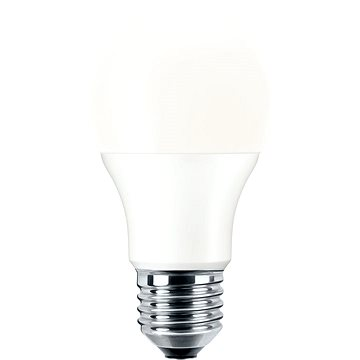 Pila LED 9.5-60W, E27, 2700K, Mléčná (929001252331)