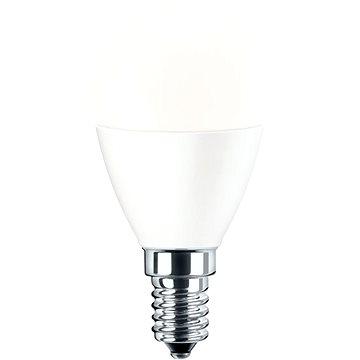 Pila LED kapka, 5.5-40W, E14, 2700K, Mléčná (929001253731)