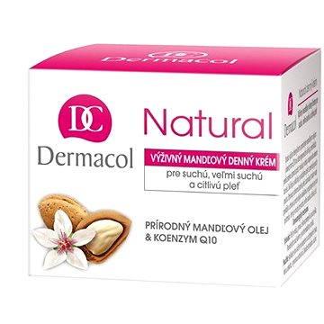 Dermacol Natural mandlový denní krém 50 ml